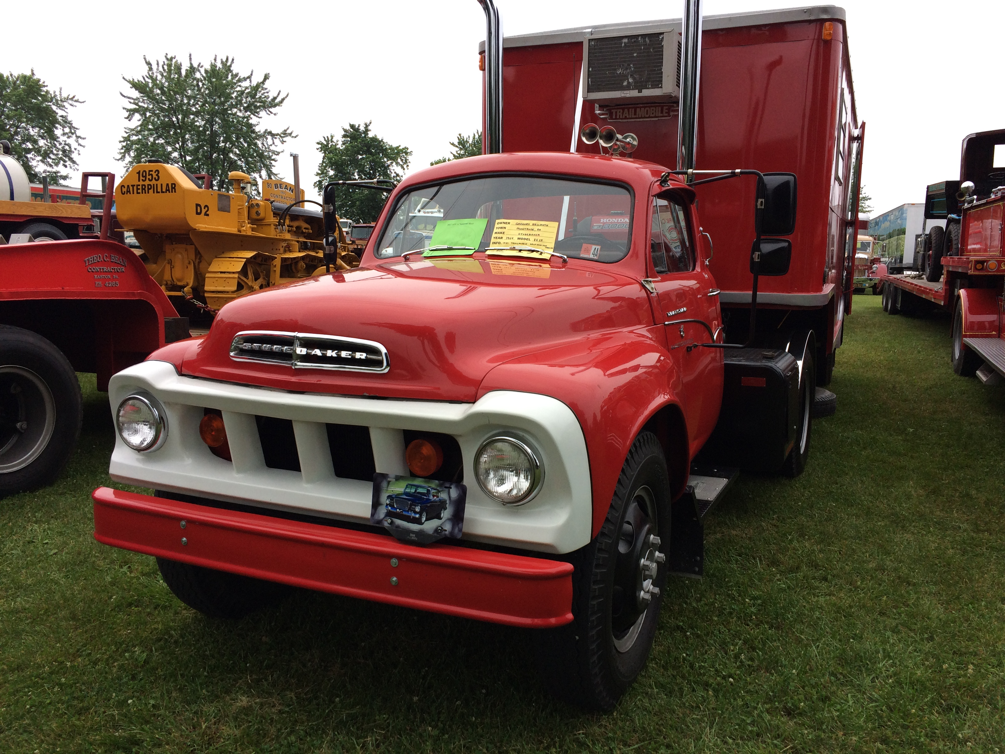 Antique Truck Club of America | Antique Trucks | Classic Trucks ...