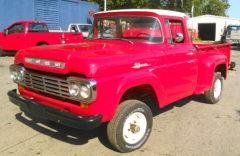 James Waibel's '49 Ford F100